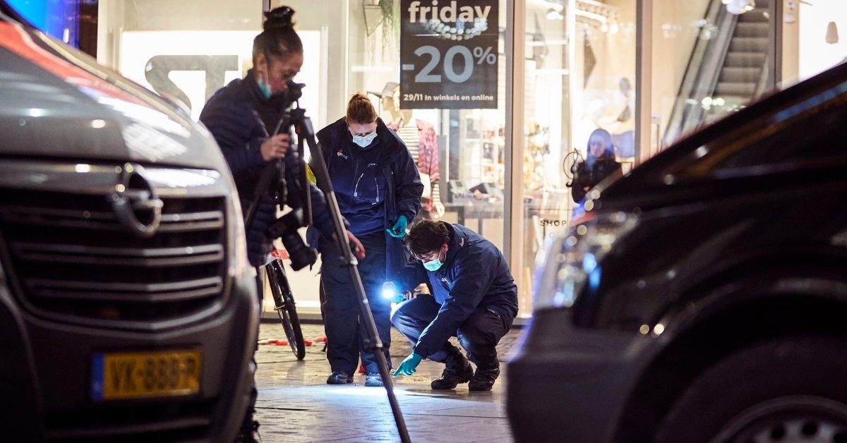 Голландская полиция арестовала подозреваемого в нанесении удара 3 подросткам в Гааге thumbnail