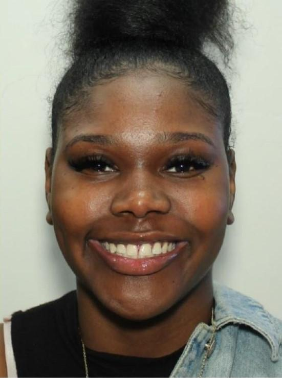 A photo of Alexis Crawford provided by the Atlanta Police Department. Atlanta Police Chief Erika Shields said at a news conference on Nov. 8, 2019, that the body of the 21-year-old was found at a park in DeKalb County.
