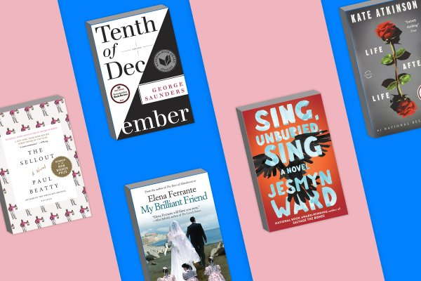 The 10 Best Fiction Books Of The 2010s Decade Time