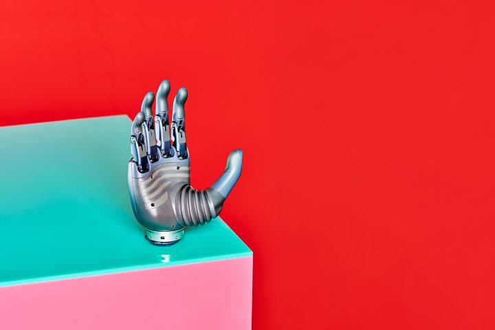 Brainrobotics Ai ProstheticHand