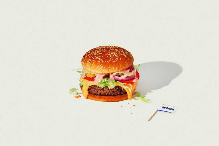 Impossible Burger 2