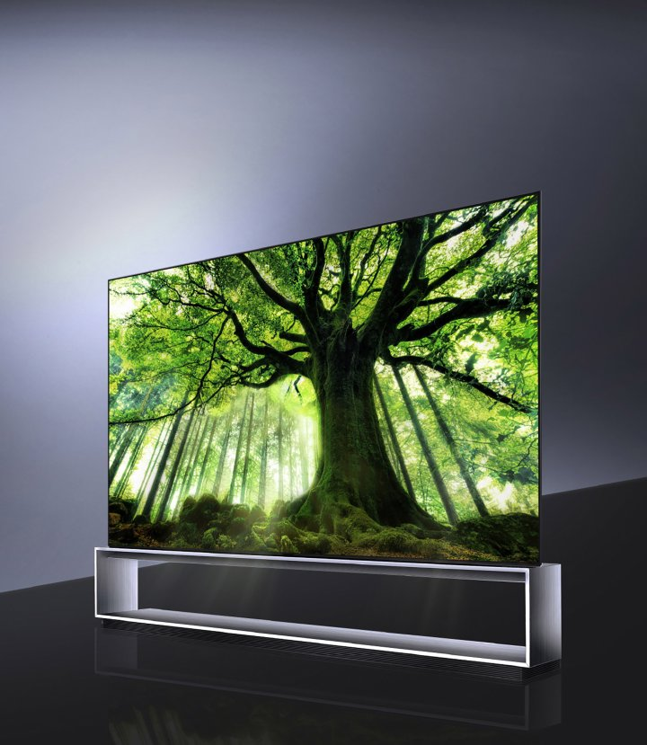 LG 88-inch OLED 8K TV