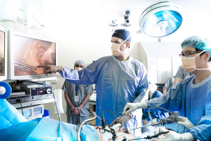 Surgical Safety Technologies Operating Room Black Box