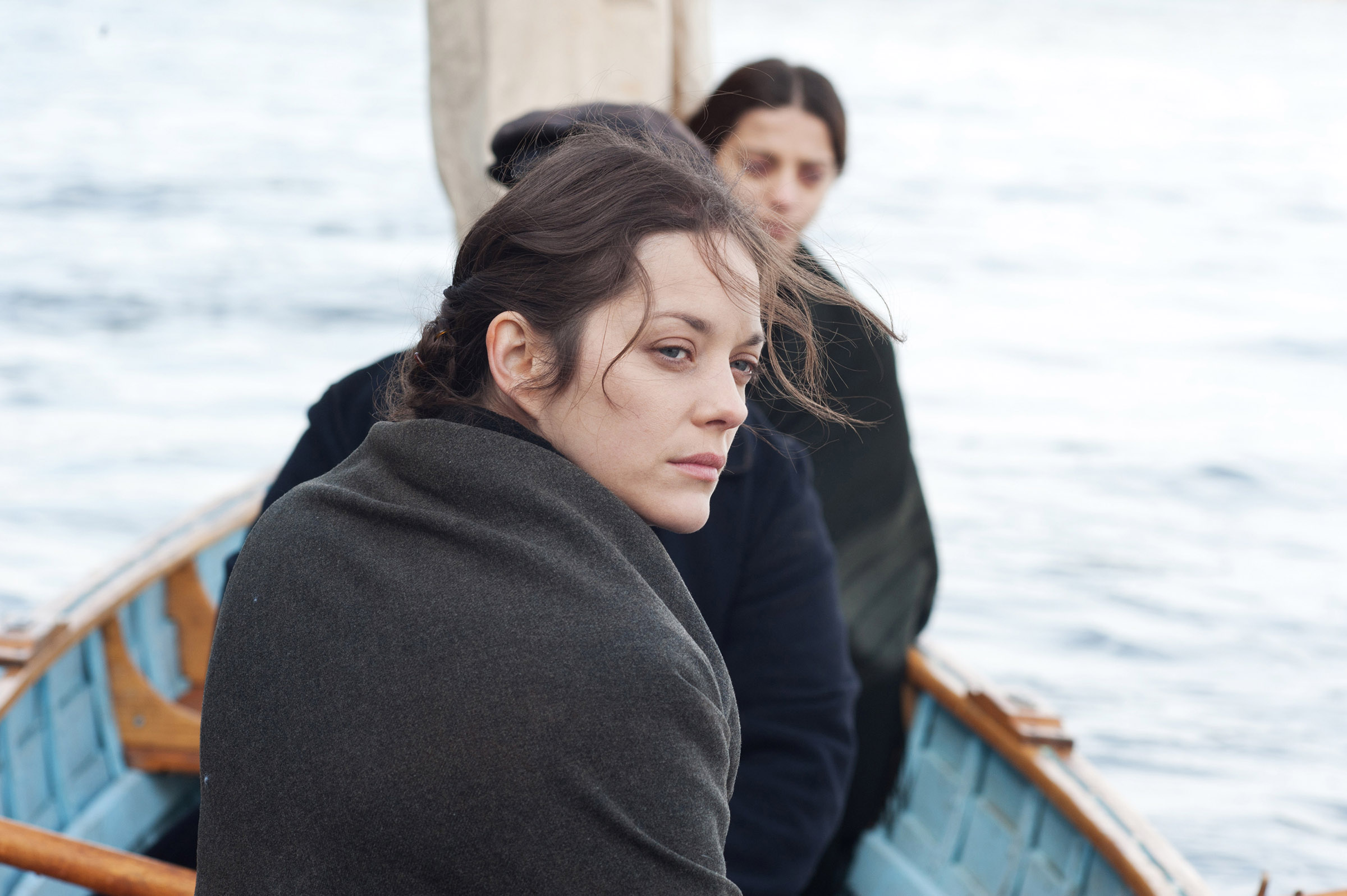 Marion Cotillard in The Immigrant.
