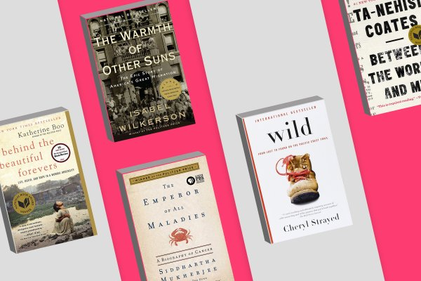 Best Nonfiction Books 2020.The 10 Best Nonfiction Books Of The 2010s Decade Time
