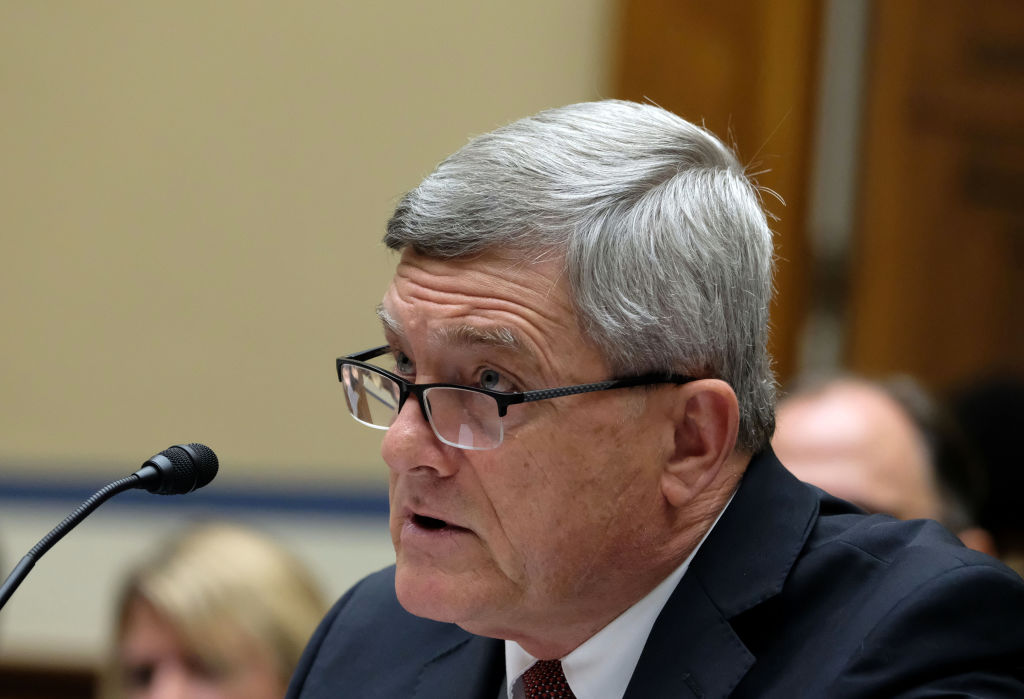 U.S Census Bureau Director Steven Dillingham testifies before the House Oversight Committee on July 24, 2019 in Washington, D.C.