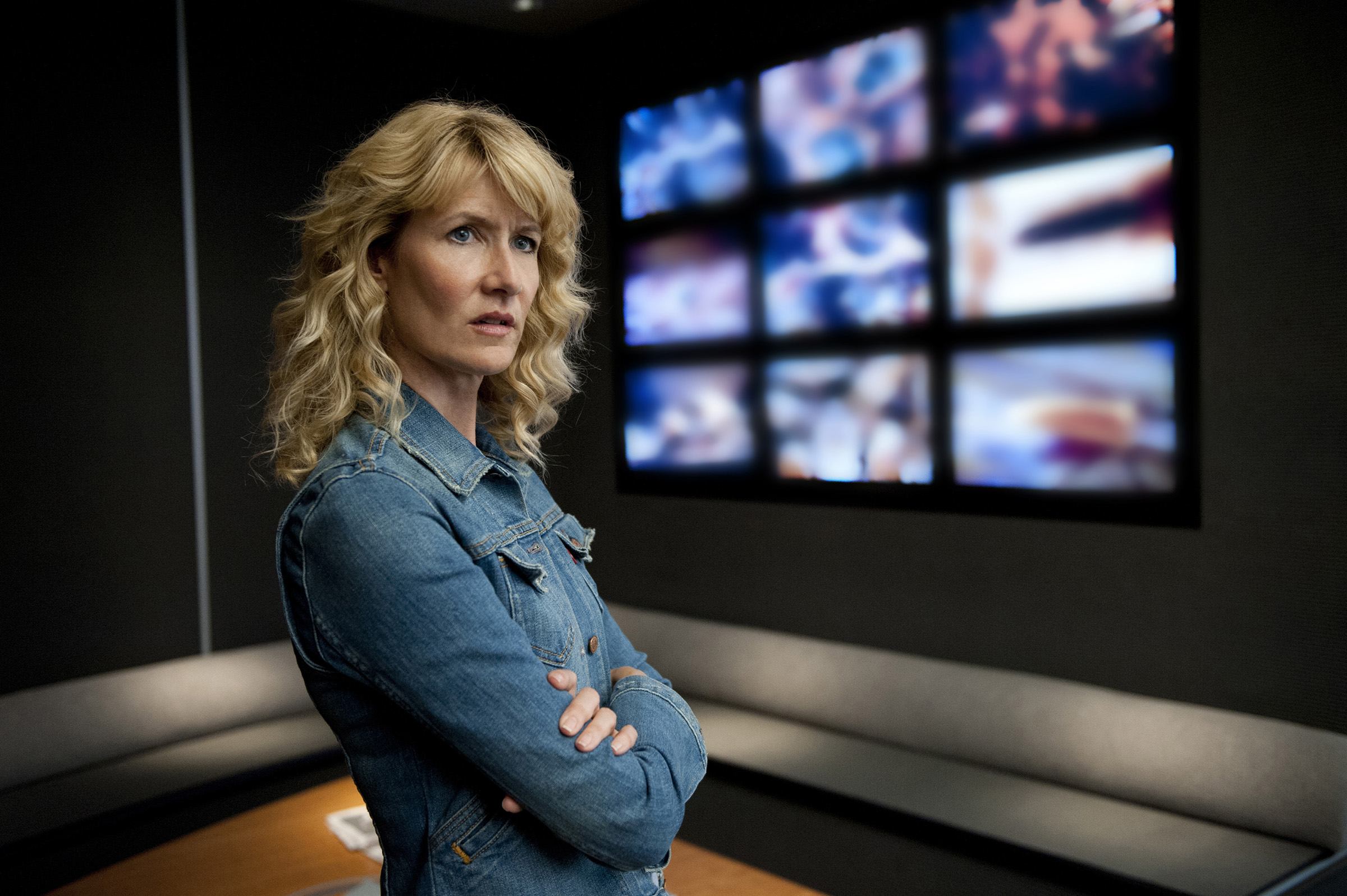 Laura Dern in Enlightened.