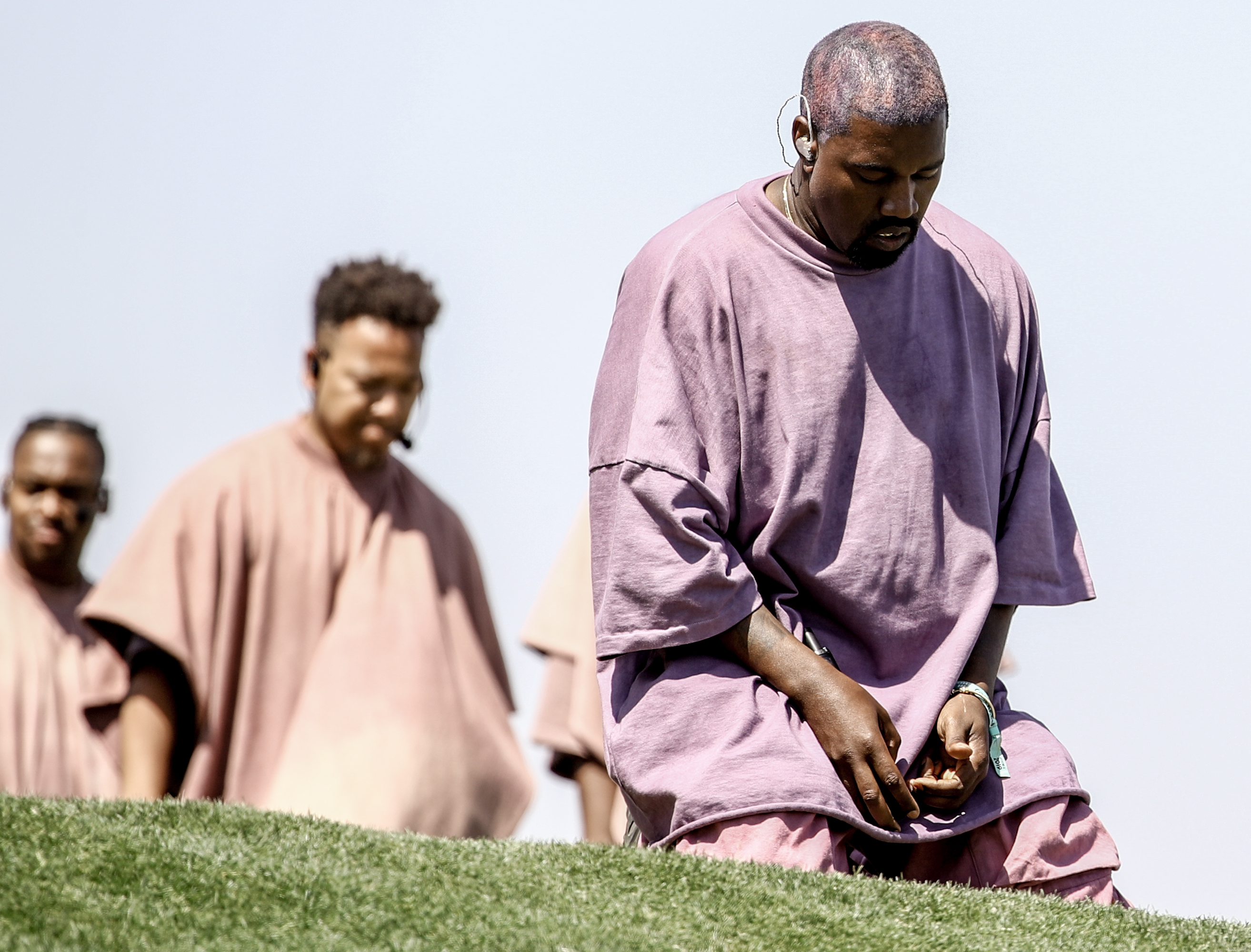 Kanye West's 'Jesus Is King' Divides the Christian Community | Time