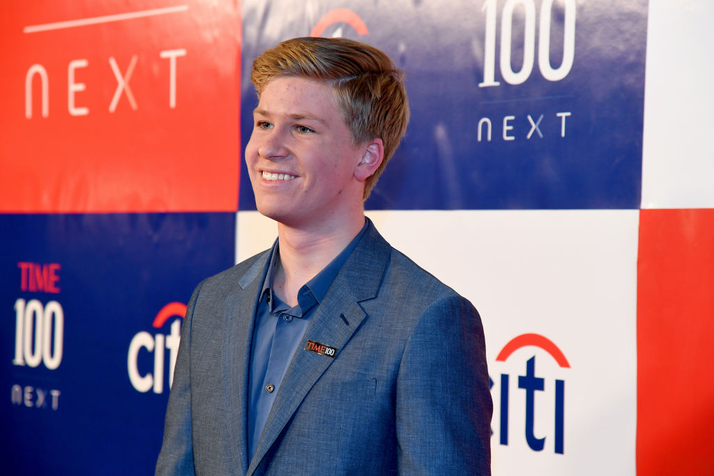 Robert Irwin attends TIME 100 Next 2019 at Pier 17 on November 14, 2019 in New York City.