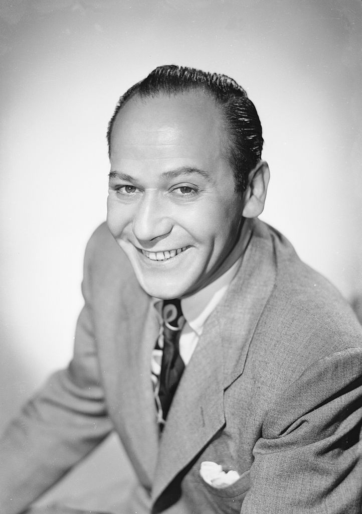 Frank Loesser, composer and lyricist who wrote  Baby, It's Cold Outside.