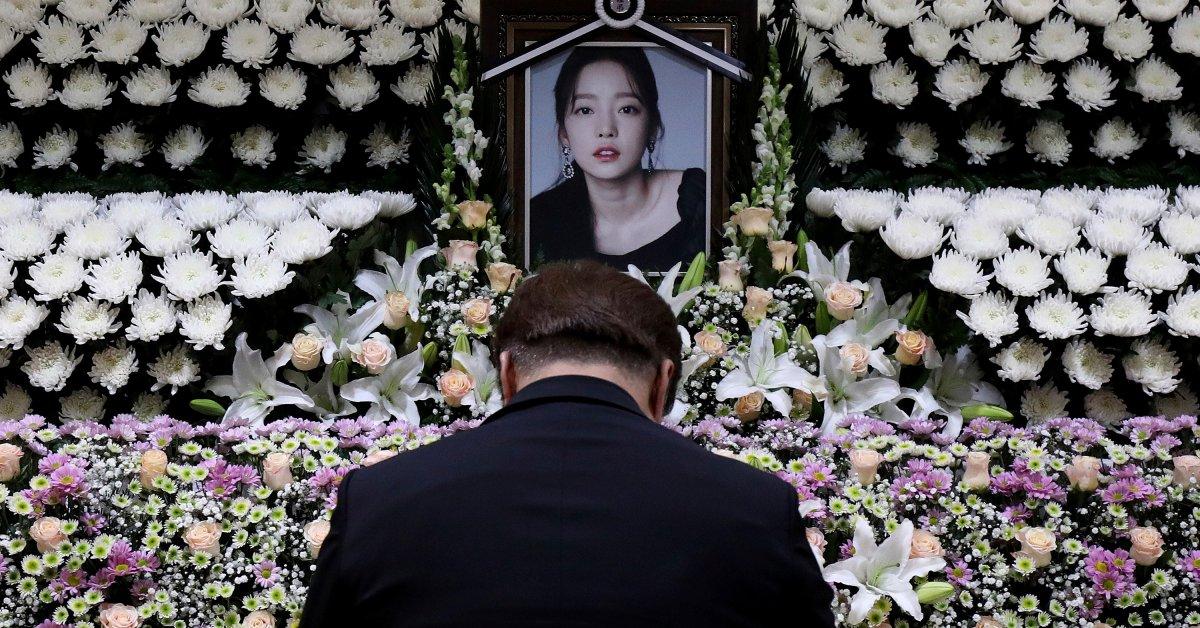 Смерть певицы Гу Хары освещает темную сторону K-Po thumbnail