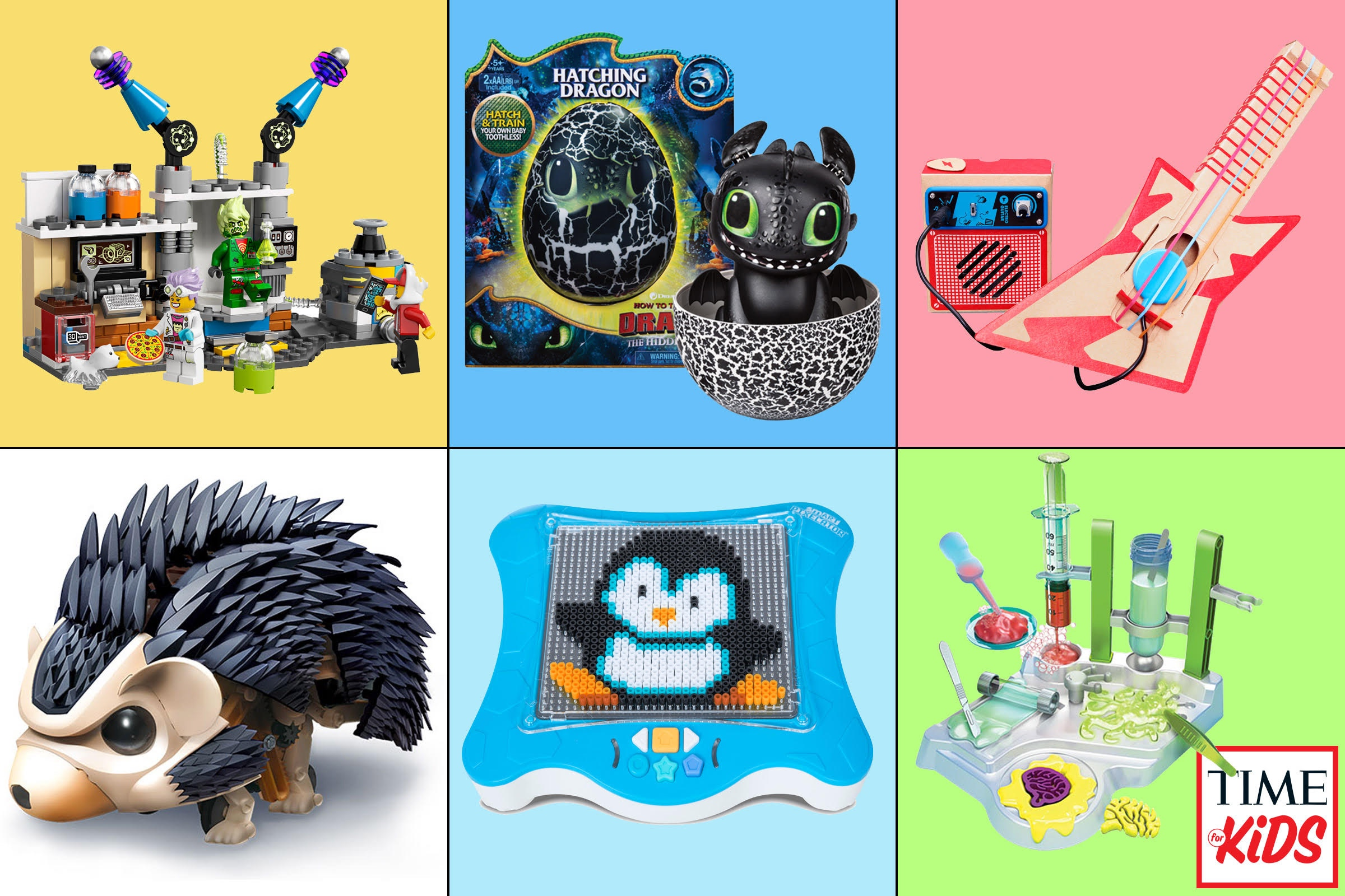 Design Your Own Robot Art Project