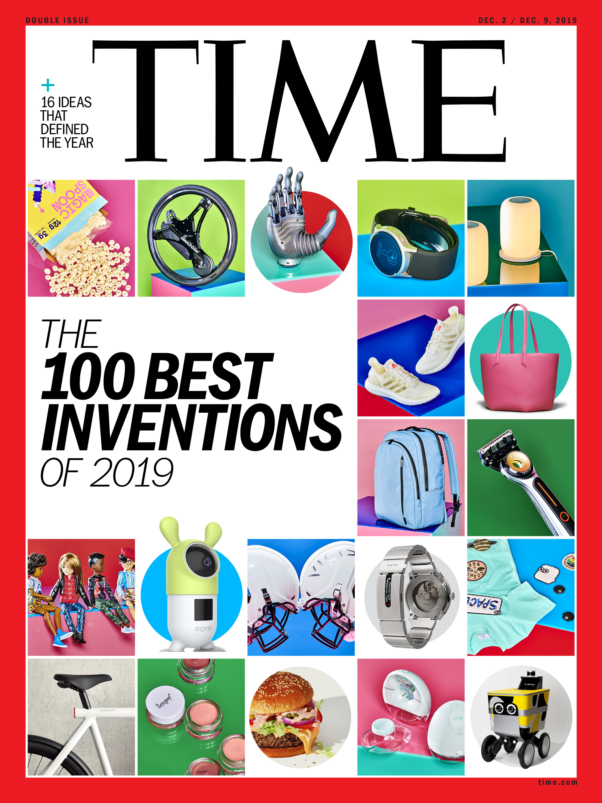 How We Chose the 100 Best Inventions of 2019