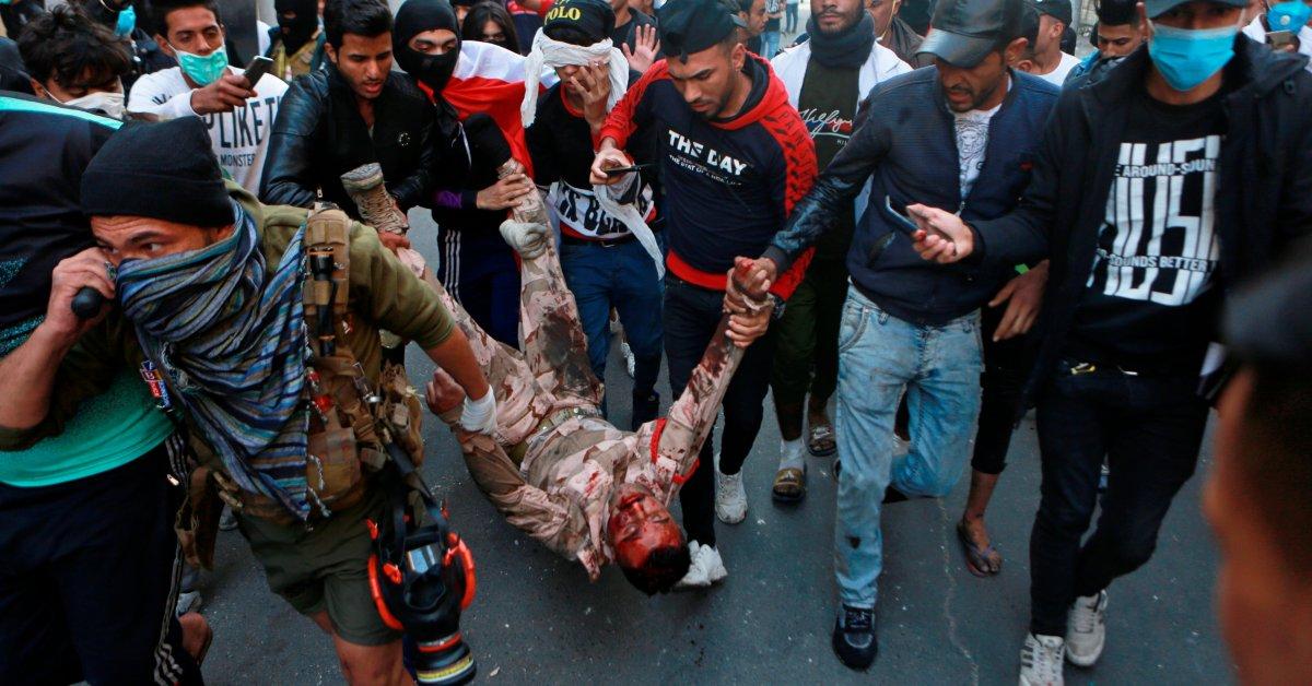Одновременные взрывы в Ираке привели к гибели 5 человек на фоне антиправительственных протестов thumbnail
