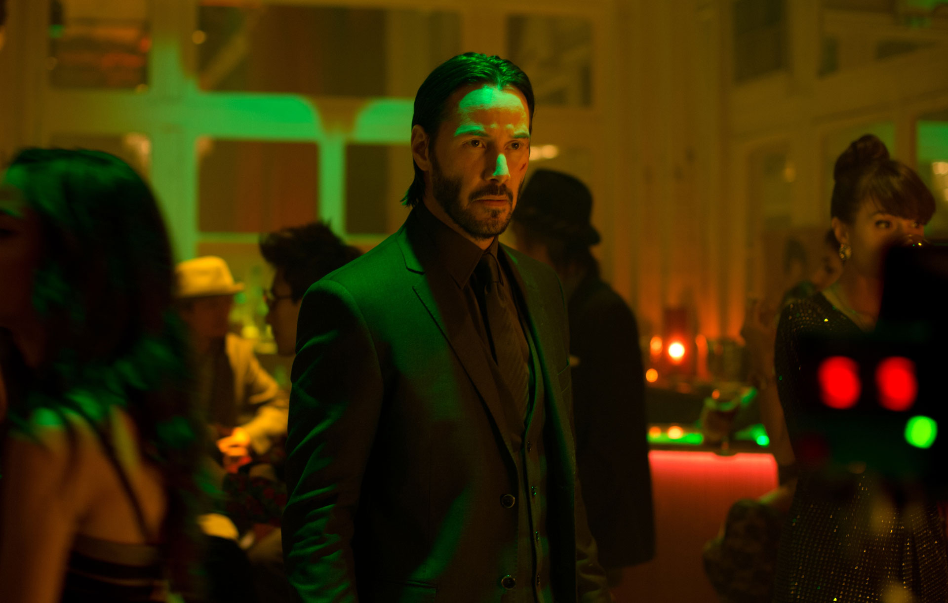 Keanu Reeves in John Wick.