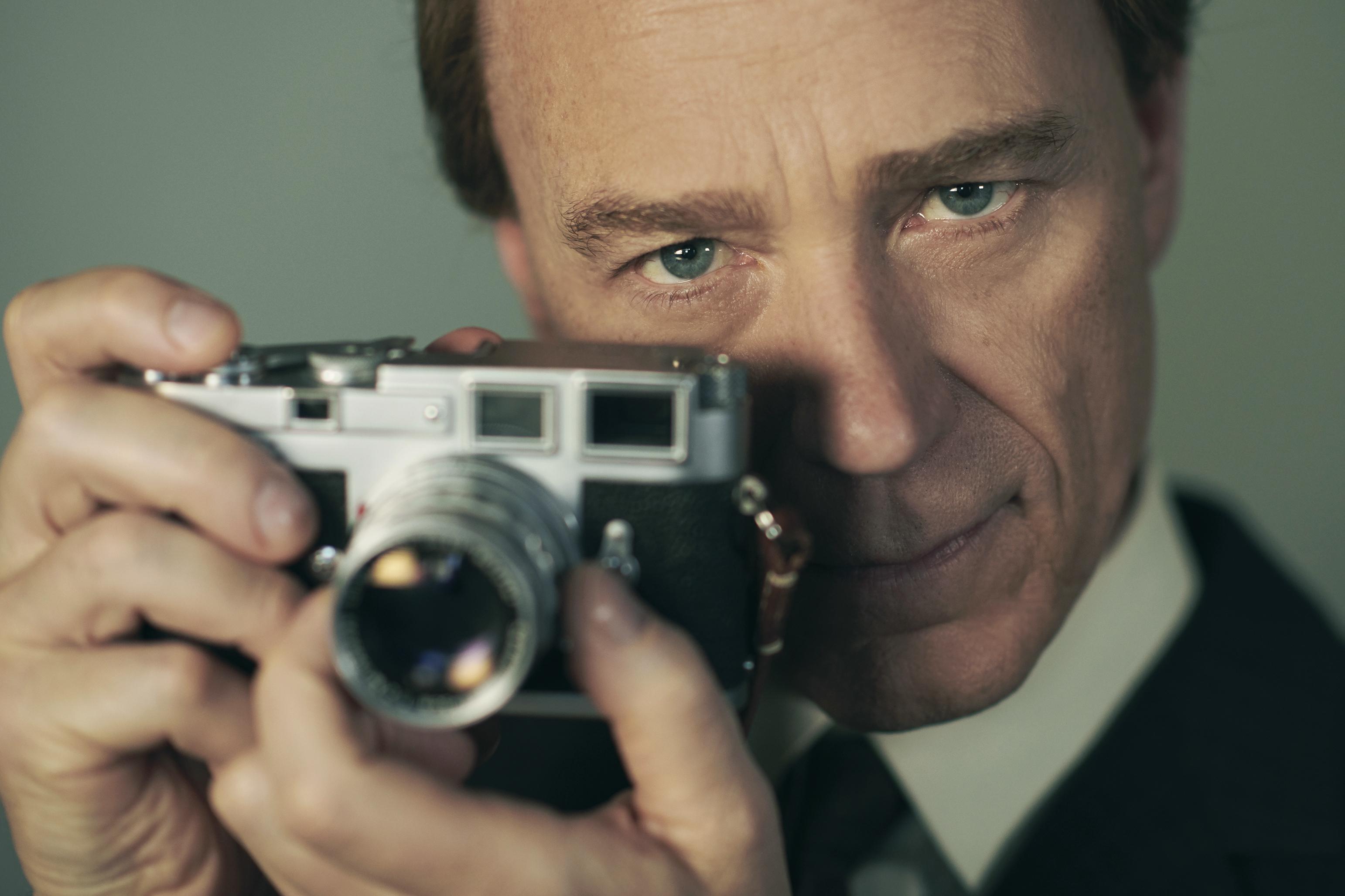 Ben Daniels as Antony Armstrong-Jones in Netflix's 'The Crown'