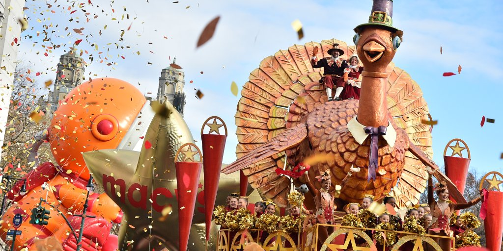 Here Are All the Broadway Performances From This Year's Macy's Thanksgiving Day Parade