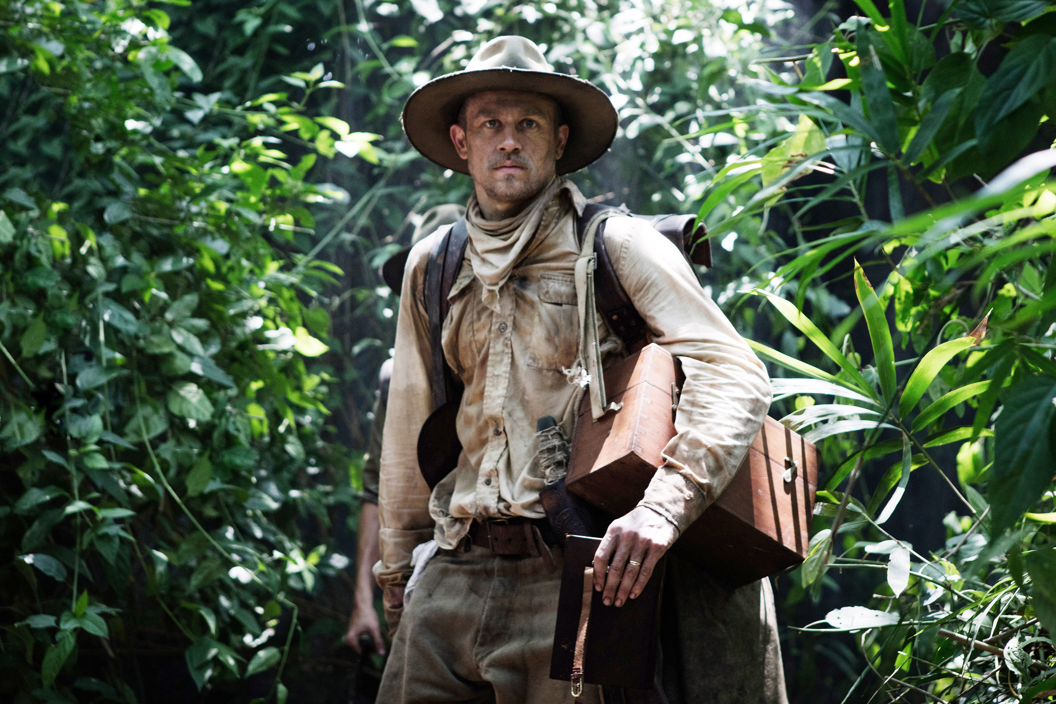 Charlie Hunnam in The Lost City of Z.