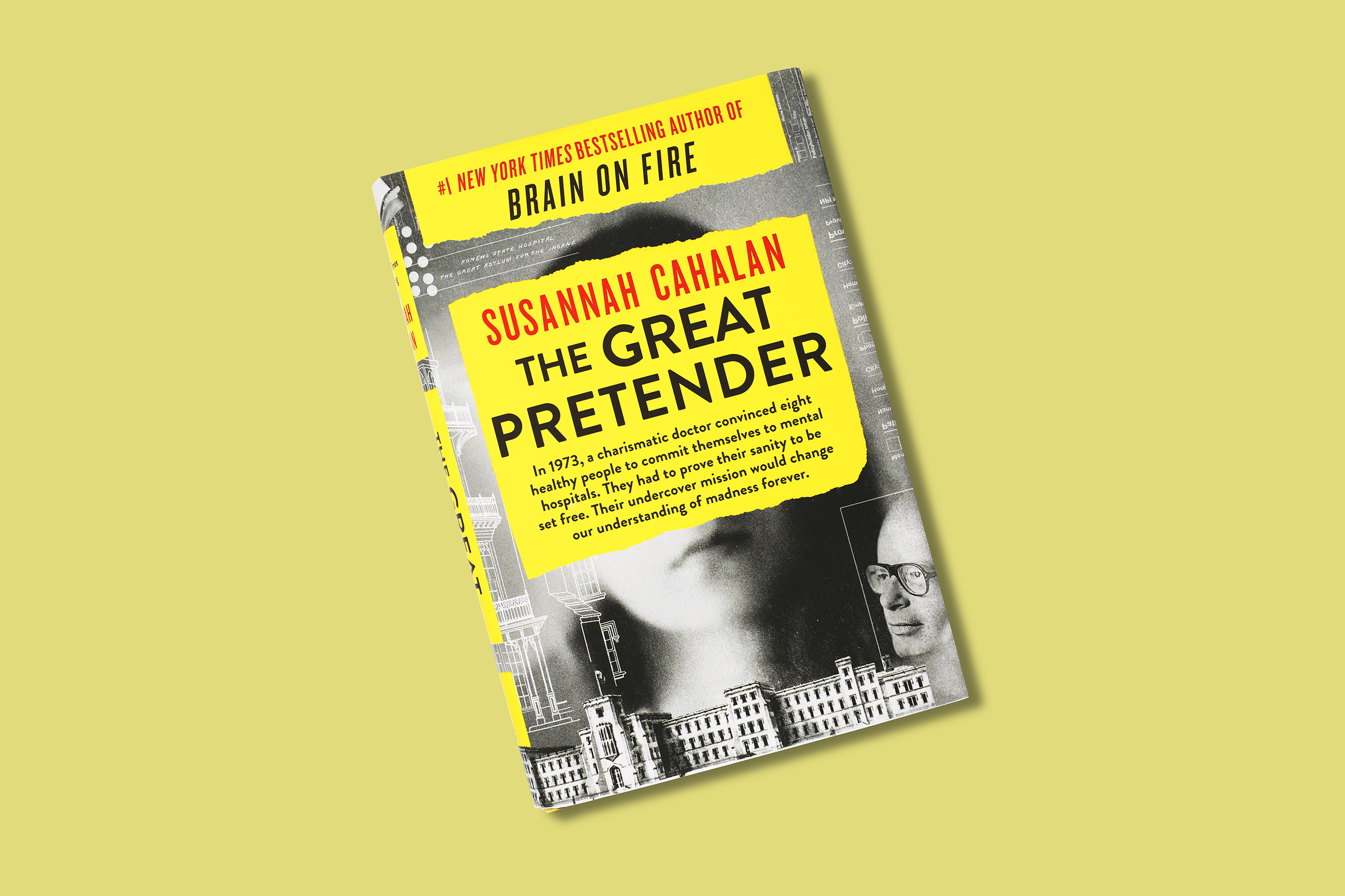 Cahalan's second book, The Great Pretender