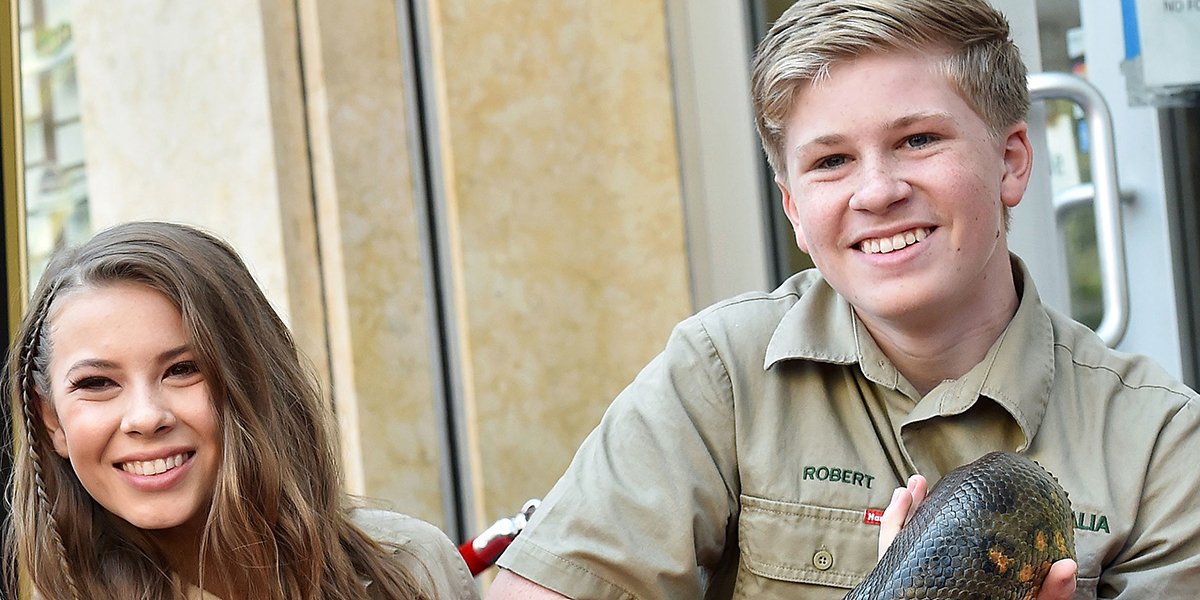 Bindi And Robert Irwin Are On The 2019 Time 100 Next List Time Com