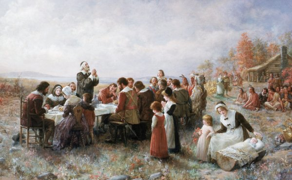 What Kids Are Learning About Thanksgiving Is Changing Time