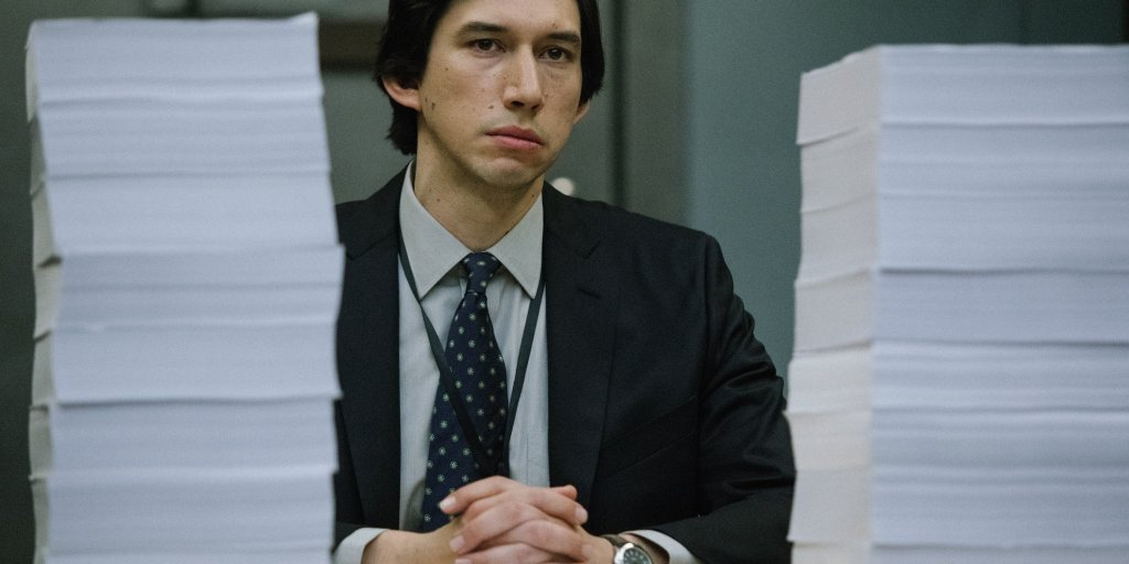 The True Story Behind Adam Driver S New Movie The Report Time