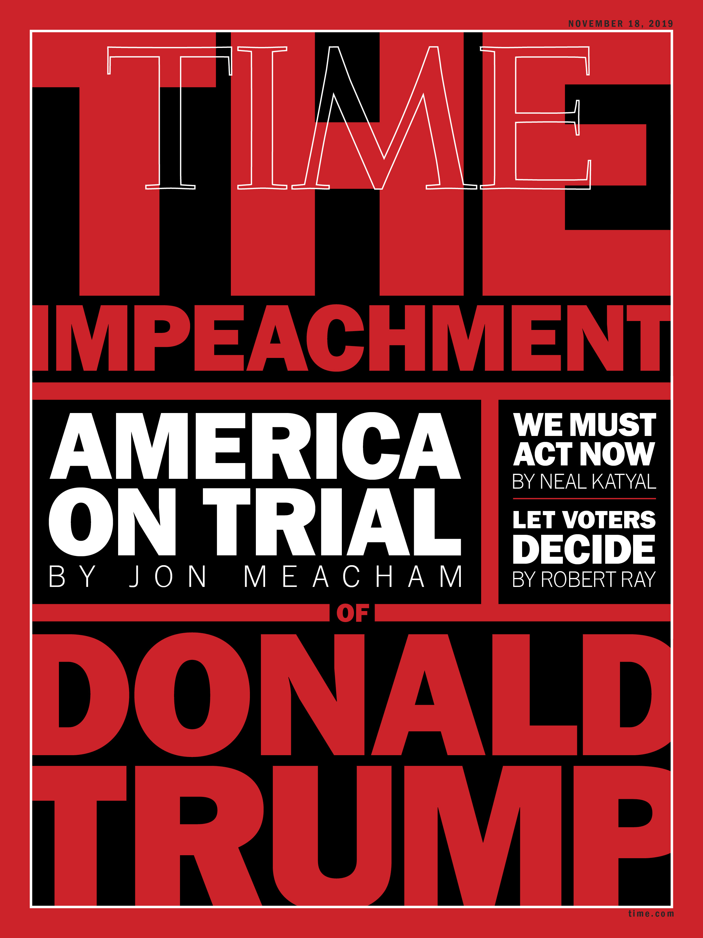 We Shouldn T Impeach Trump On The Basis Of Flawed Theory Time