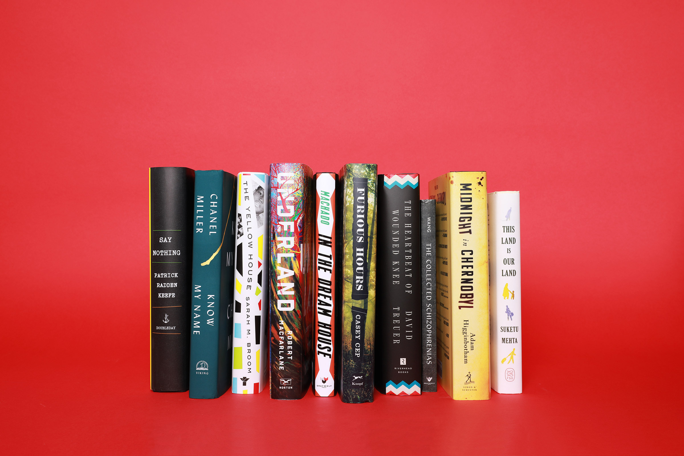 Best Nonfiction Books 2020.The Best Nonfiction Books Of 2019 Time