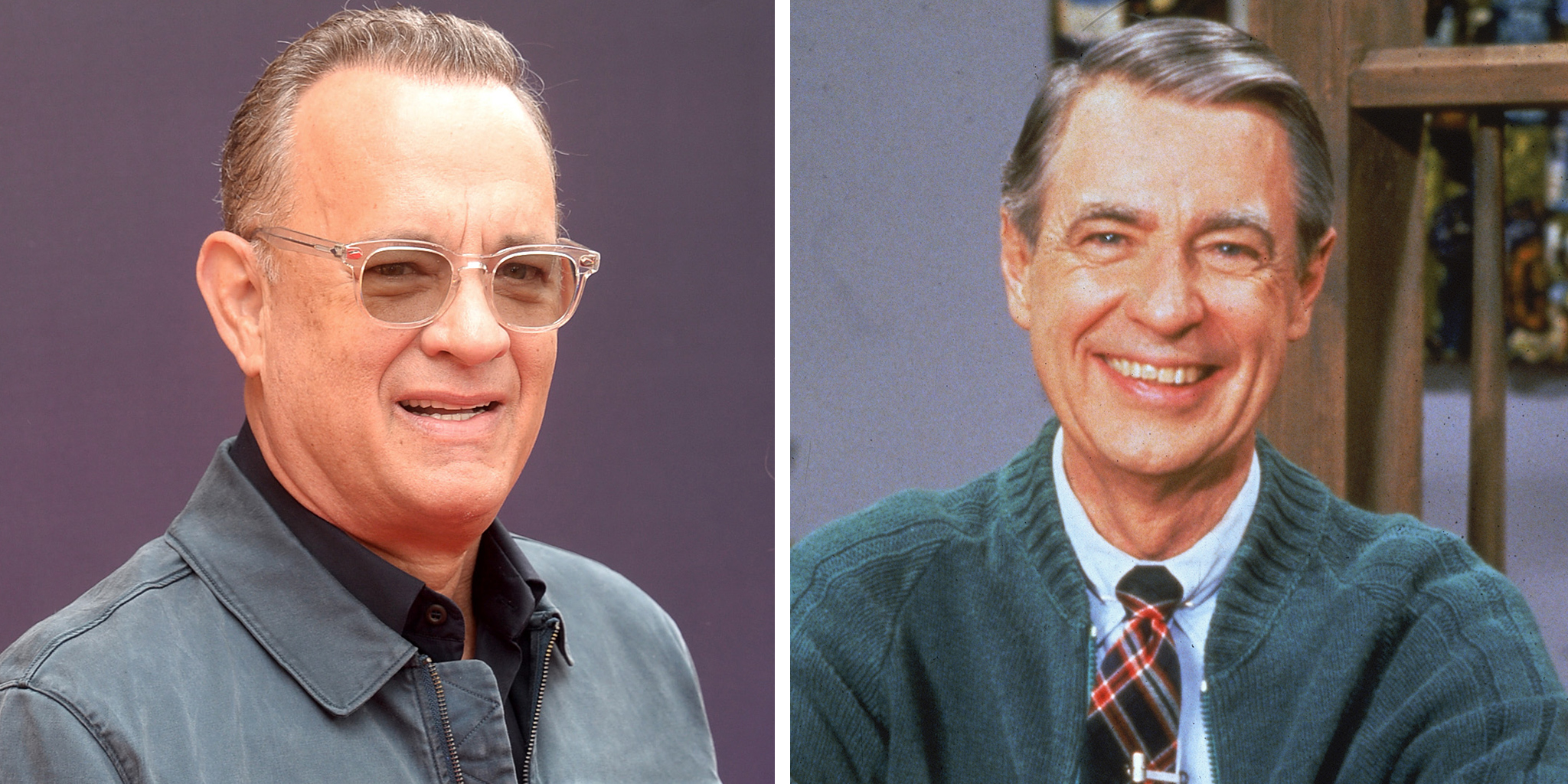 Tom Hanks Is Apparently Related To Mister Rogers Time