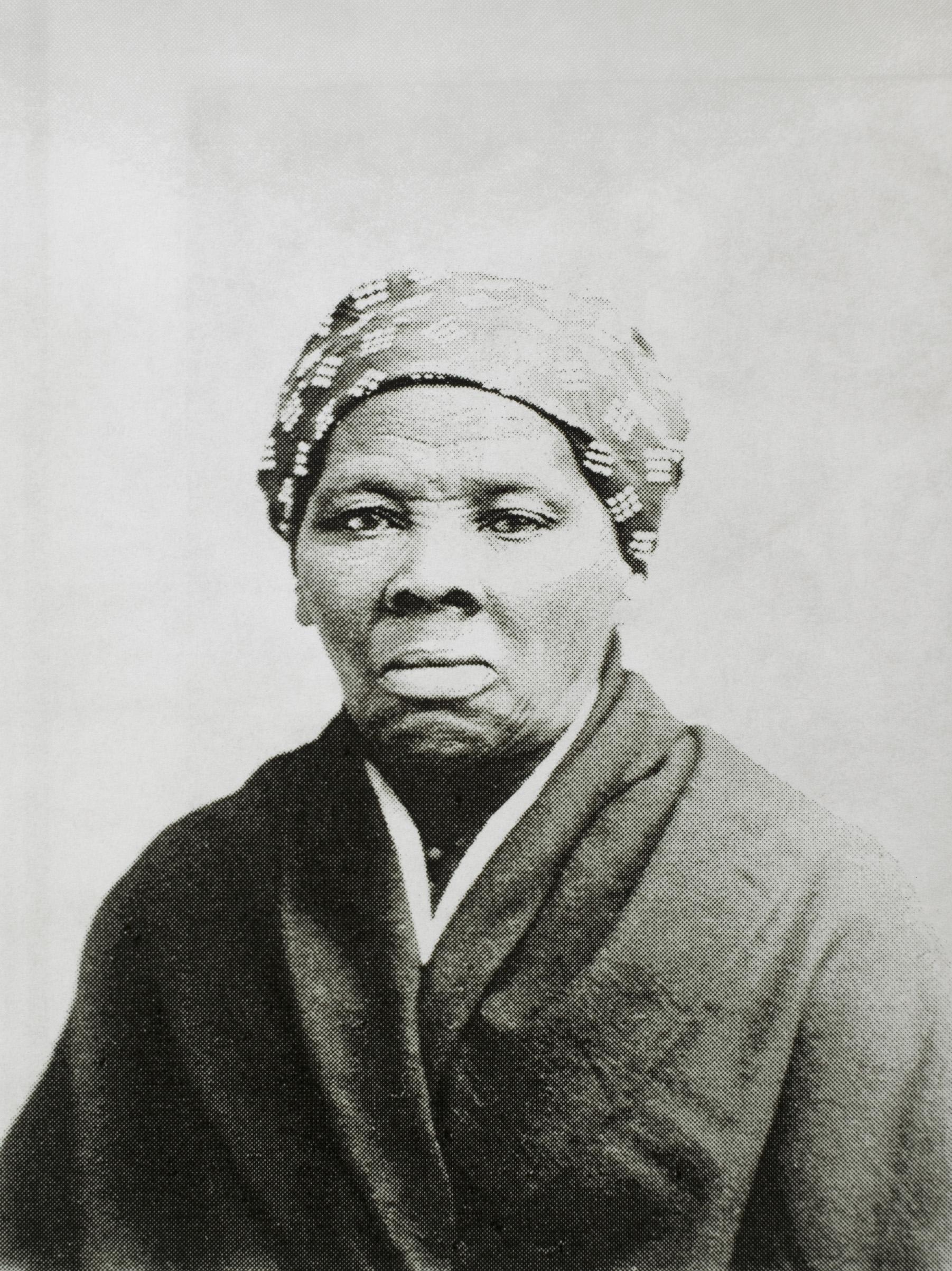 Harriet Tubman, circa 1885.