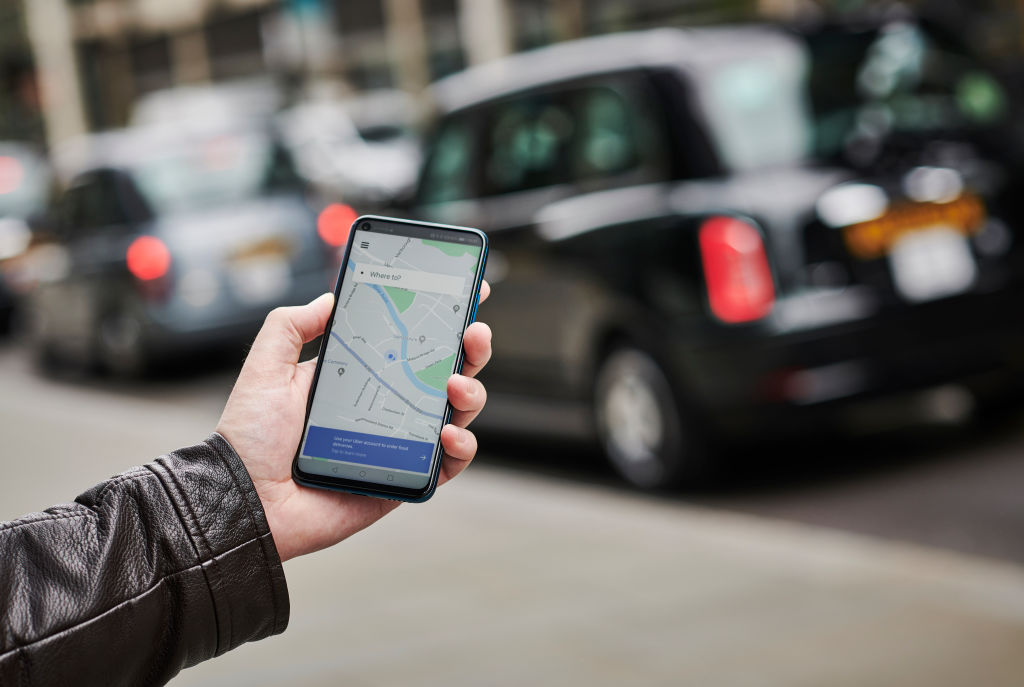 Transport for London announced Monday that Uber's operating license would be suspended in the British capital, pending an appeal