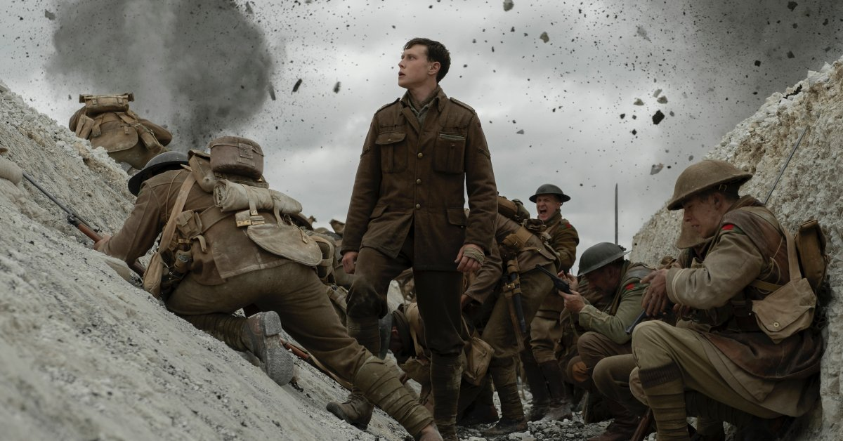 The True History Behind The Movie 1917 Time
