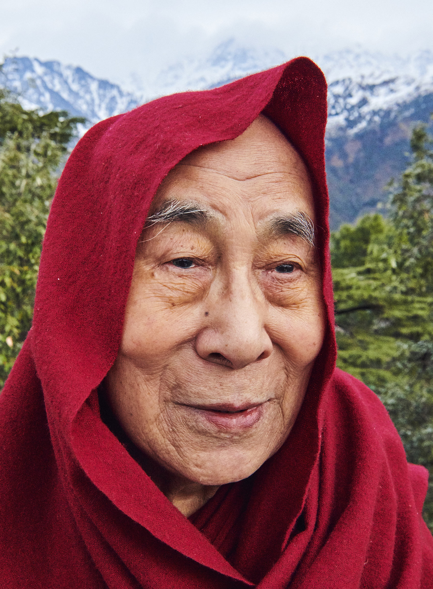 Dalai Lama.  The Survivor,  March 18 issue.