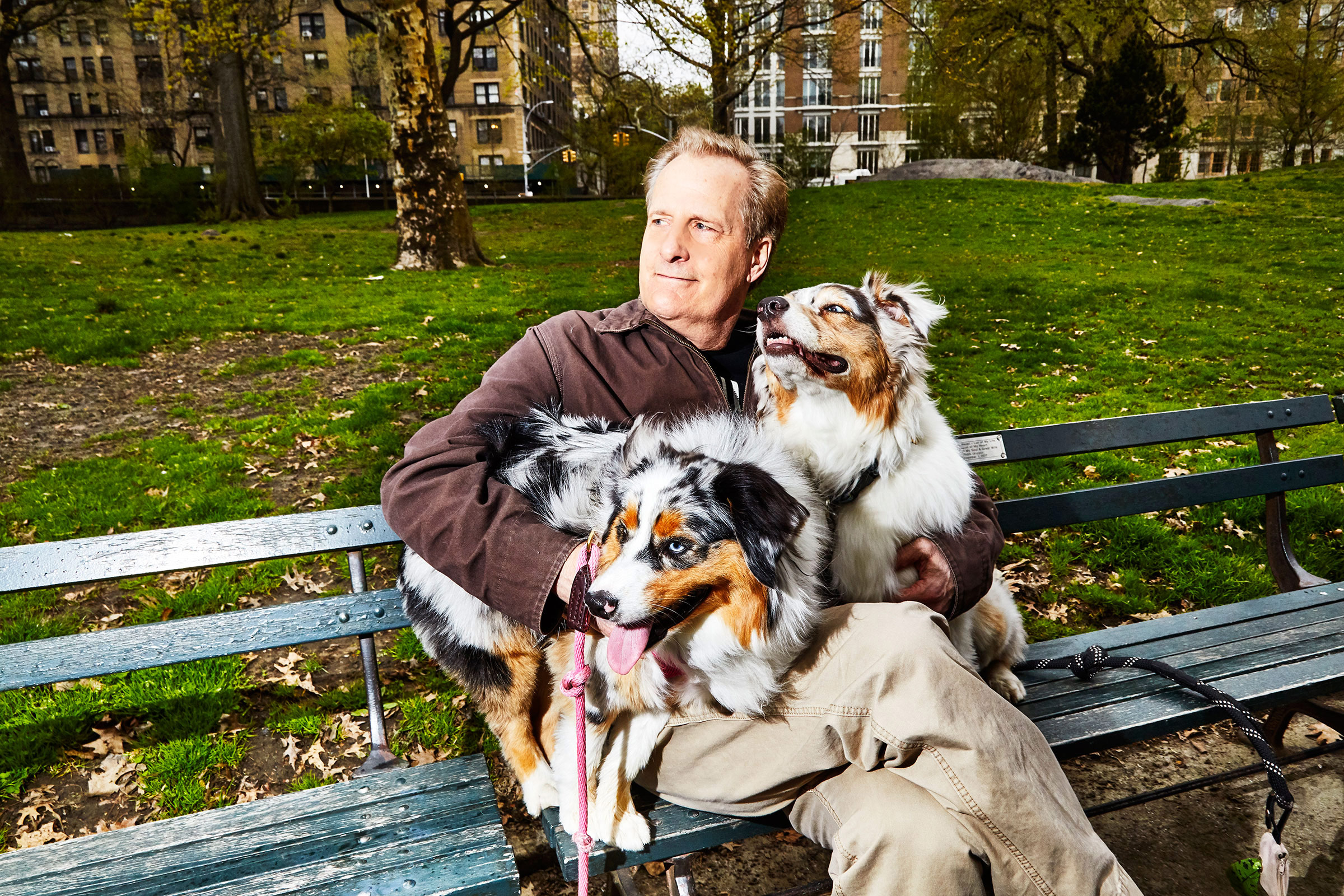 Jeff Daniels.  Playing Atticus Finch on Broadway, Jeff Daniels marvels at the appetite for public decency,  June 3 issue.