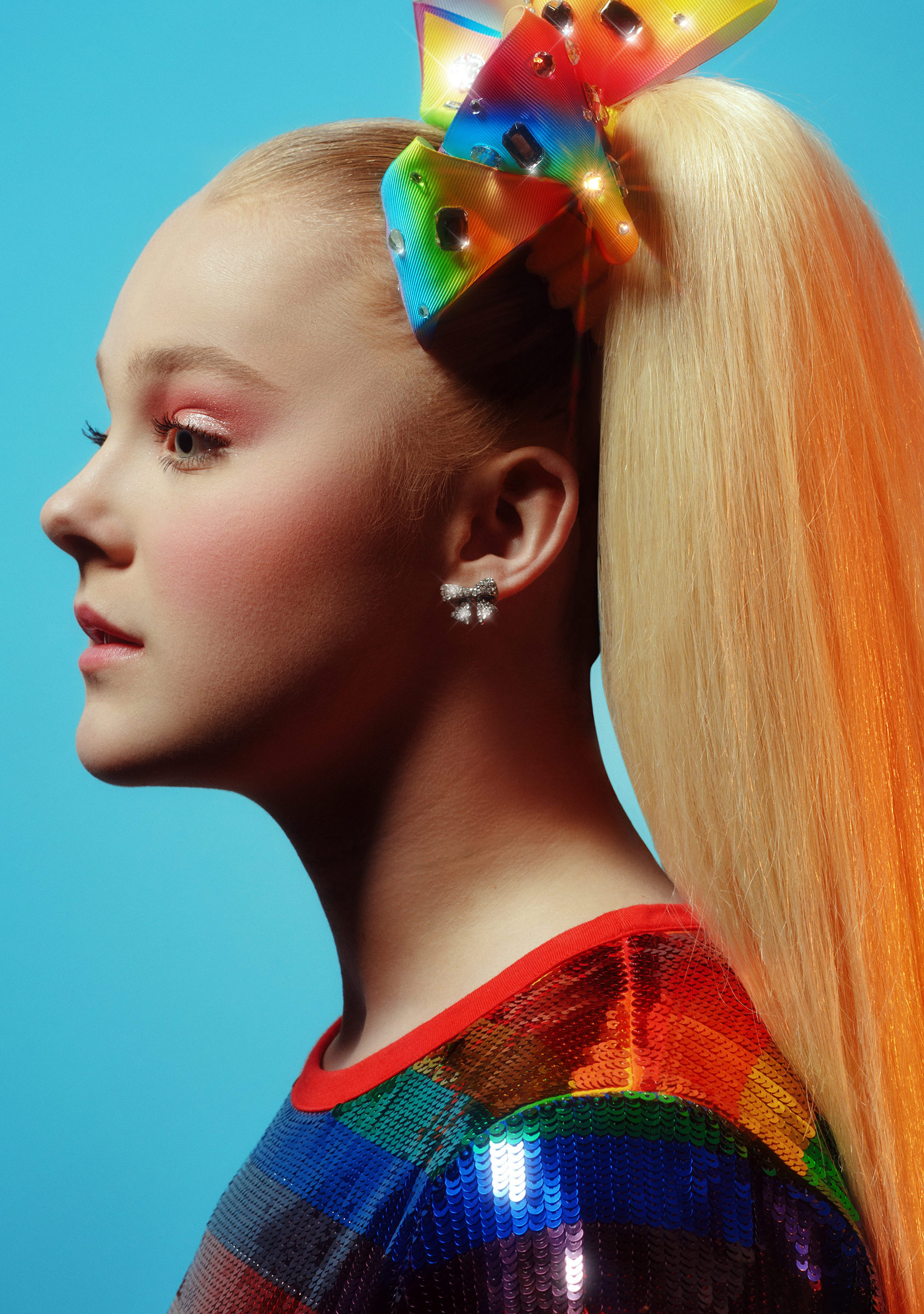 Jojo Siwa.  A Brand is Born,  Sept. 2 issue.