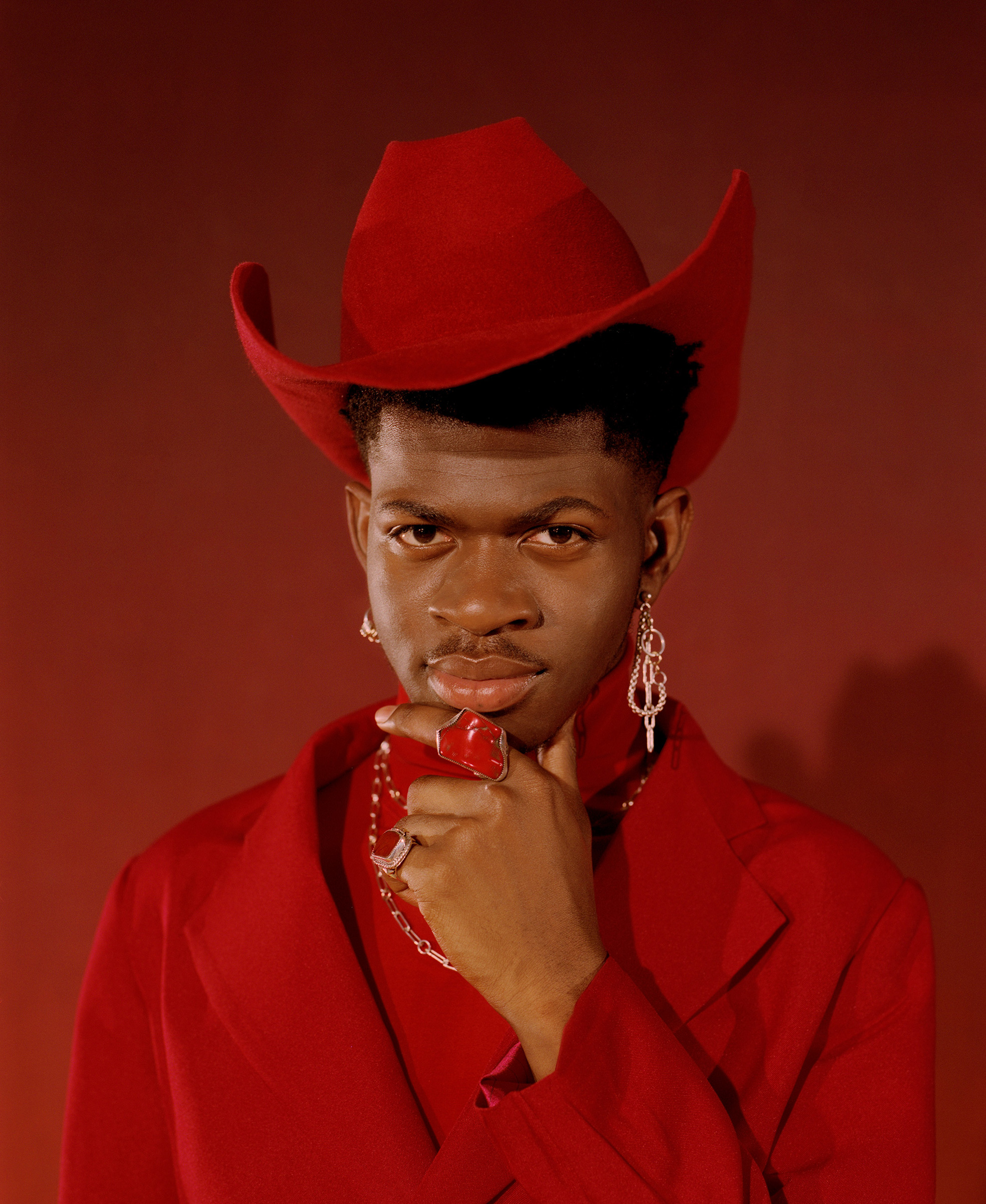 Lil Nas X.  It's His Country,  Aug. 26 issue.