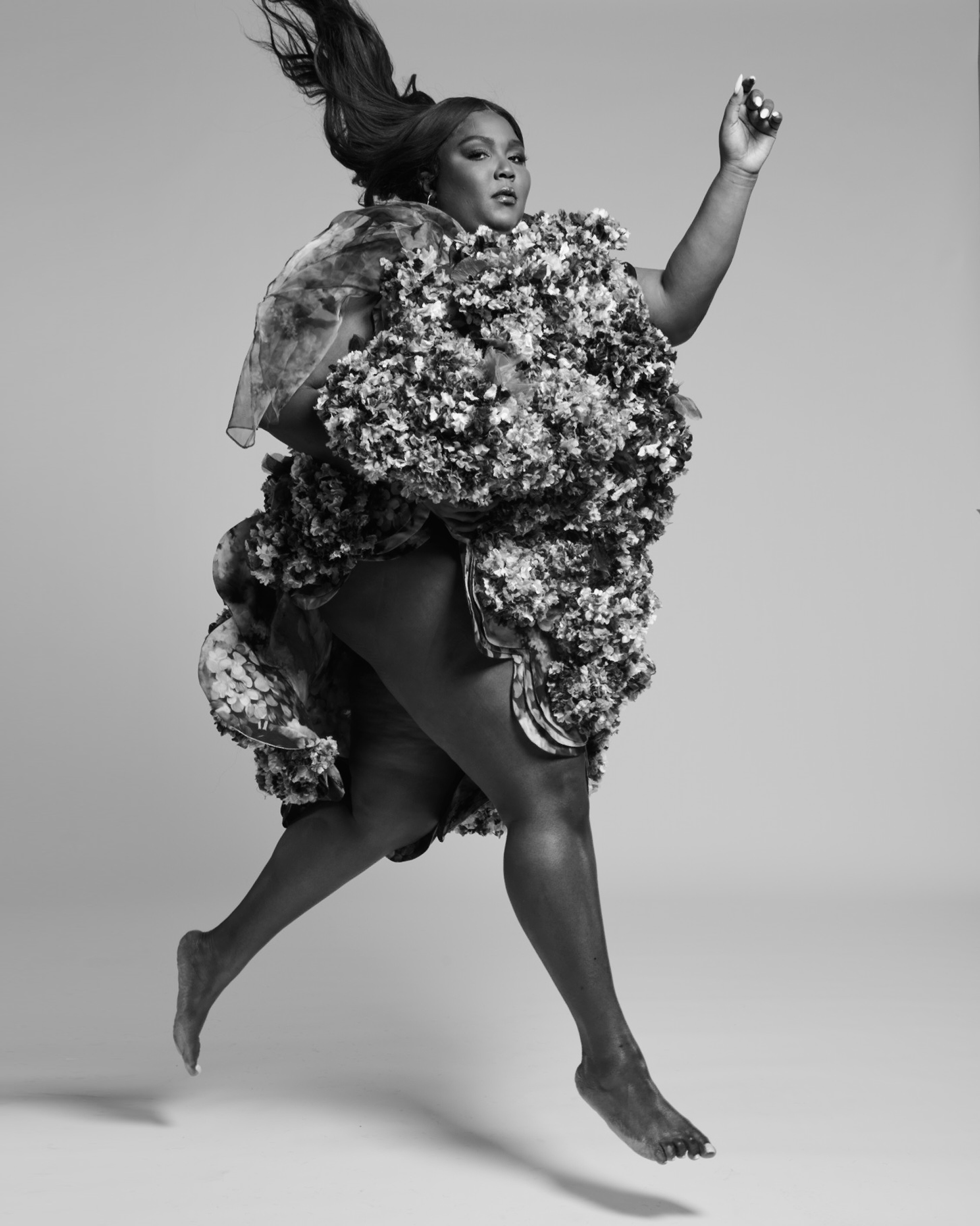 Lizzo.  Entertainer of the Year,  Dec. 23 issue.