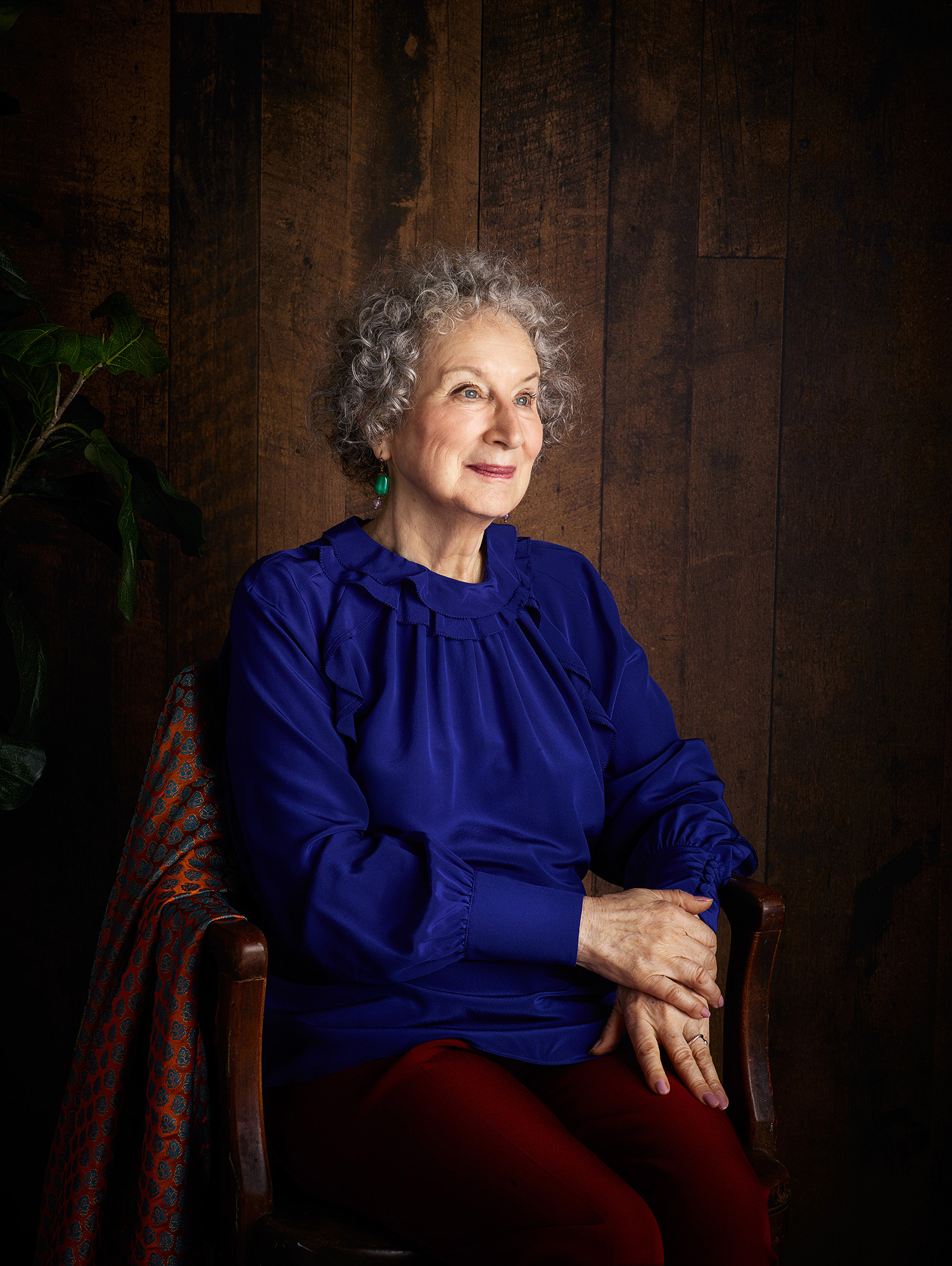 Margaret Atwood.  The Best of Fall,  Sept. 16 issue.
