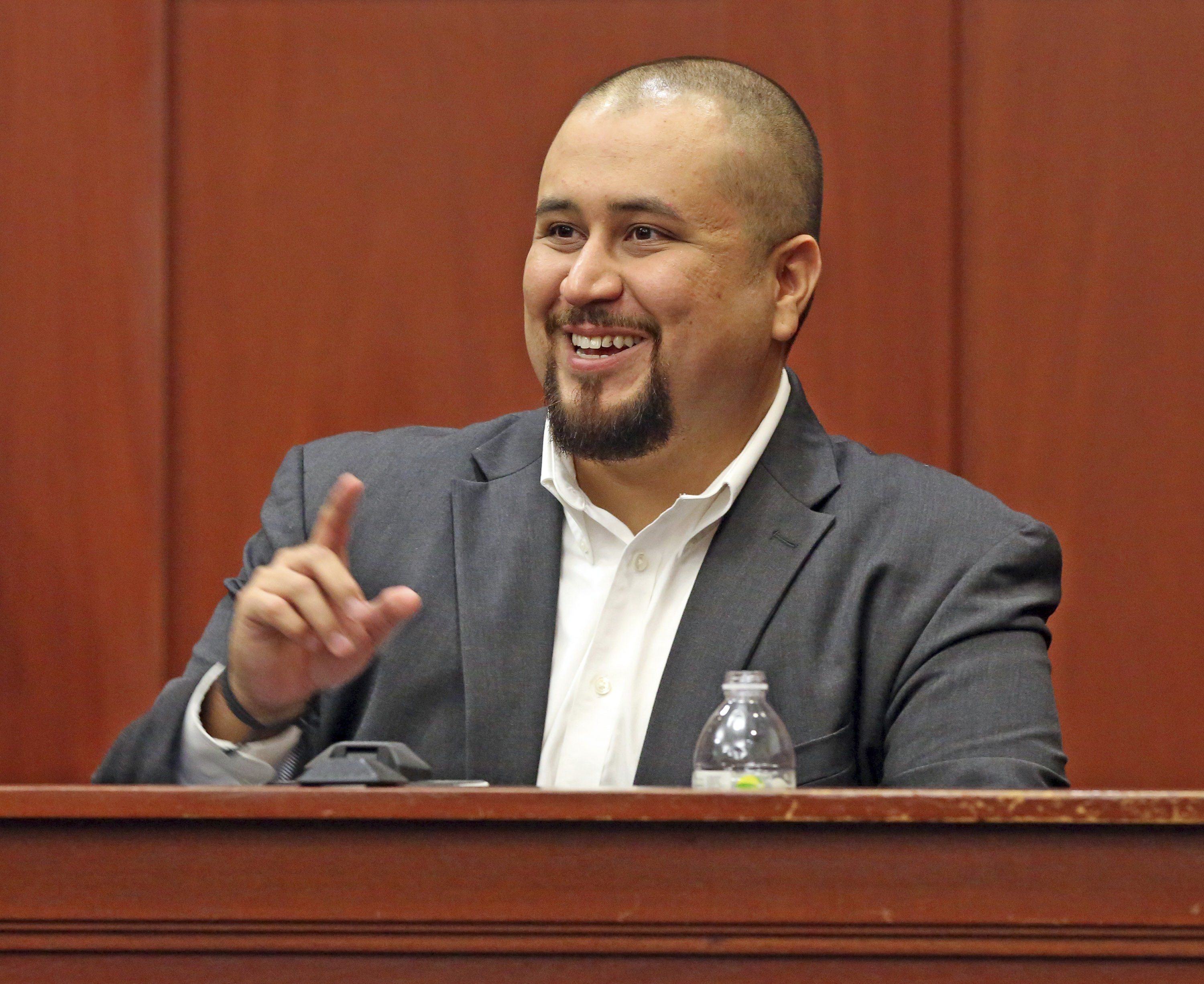 George Zimmerman Sues Trayvon Martin's Family and Their Attorneys