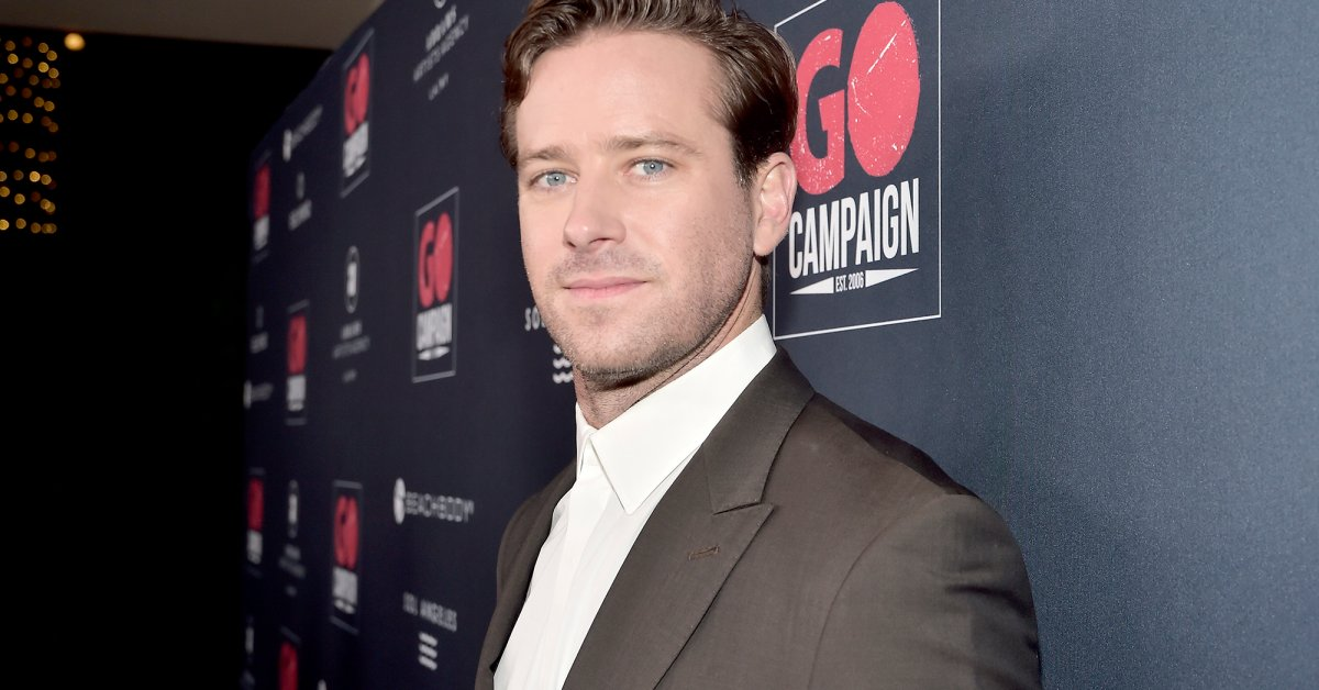 Armie Hammer Drinks Goat Milk From the Udder with Bear Grylls As One Does