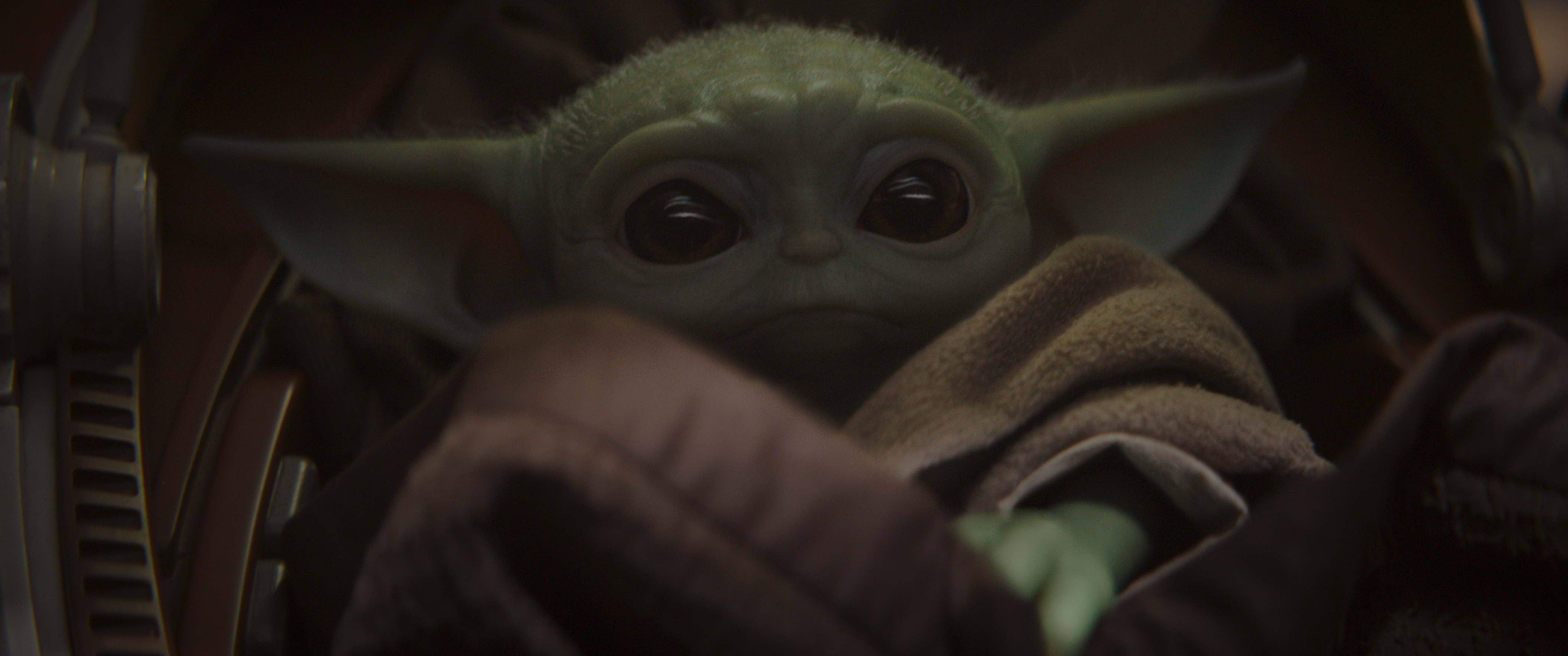 Baby Yoda  has emerged as one of the biggest viral stars of the new Disney+ show The Mandalorian. Toys will not be available until February.