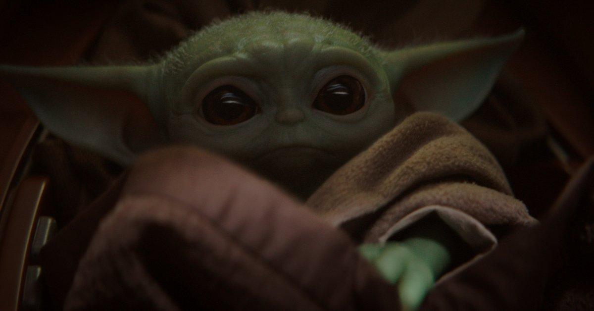 The Mandalorian S Baby Yoda Has Won The Internet S Heart Time