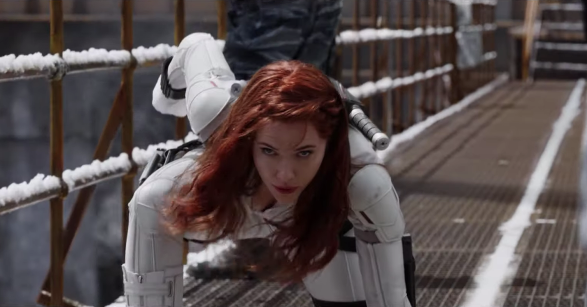 Breaking Down the First Black Widow Trailer