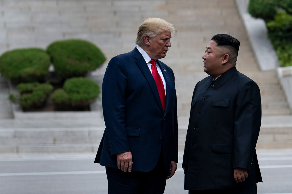 North Korea Threatens to Resume Calling Trump a 'Dotard'