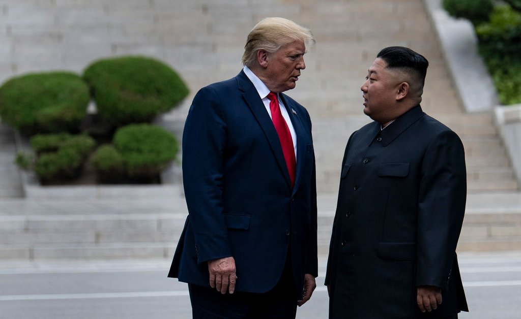 Северная Корея угрожает возобновить называть Трампа «Dotard» thumbnail