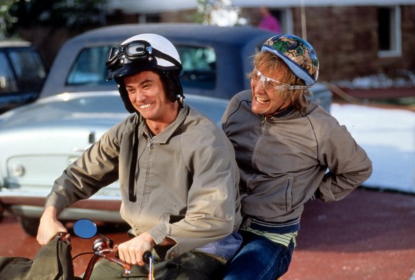Revisiting The Genius Of Dumb And Dumber 25 Years Later Time