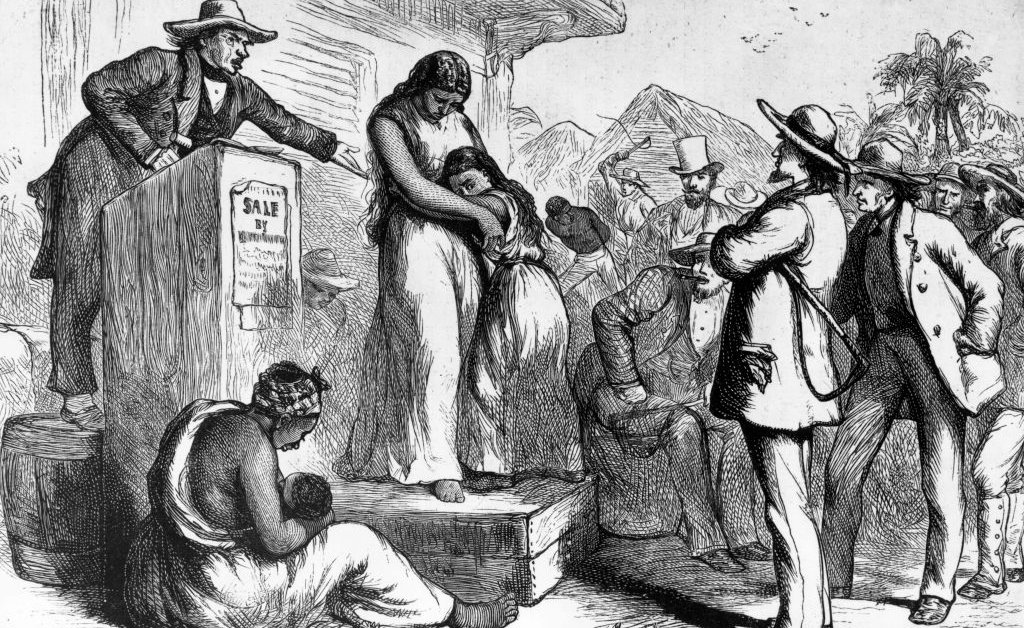 'The Slaves Dread New Year's Day the Worst': The Grim History of January 1 thumbnail
