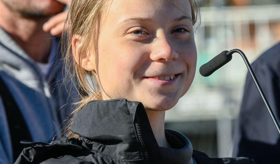 Image result for greta thunberg