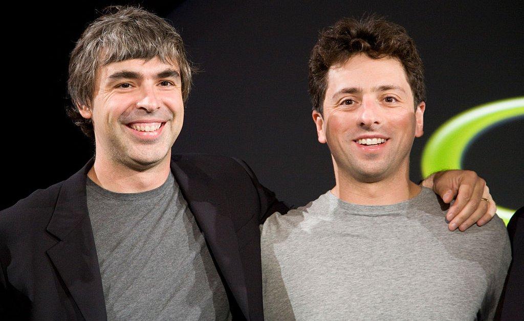 Соучредители Google Ларри Пейдж и Сергей Брин уходят в отставку как исполнительные директора родительской компании thumbnail