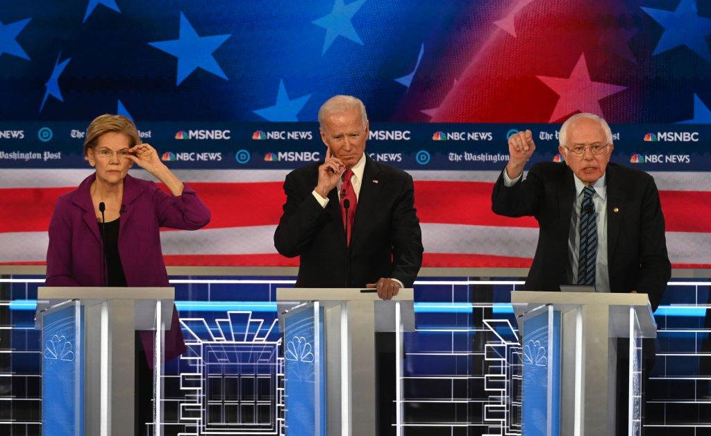 Демократы угрожают бойкотировать дебаты на следующей неделе по поводу профсоюзного спора thumbnail